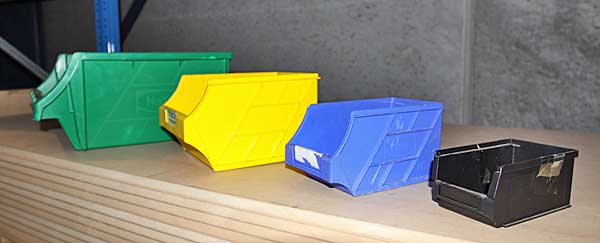 Affordable Storage Bins