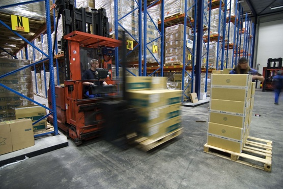 Strategies For Eliminating Clutter In Your Receiving Area