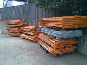 Buy Back Pallter Racks