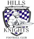 Supporters of Hills Knights Football Club