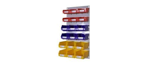 Storage Bins 6