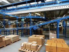 Mezzanine Floor and Pallet Racking Systems—Making Educated Decisions